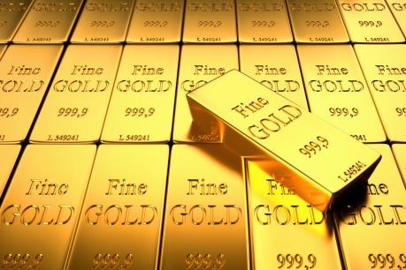 Vàng tuột khỏi mốc 33 triệu đồng/lượng