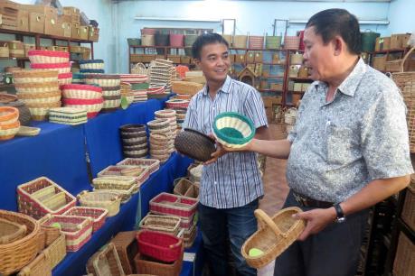 Việt Nam tham dự Hội chợ Vientiane Expo 2015 tại Lào