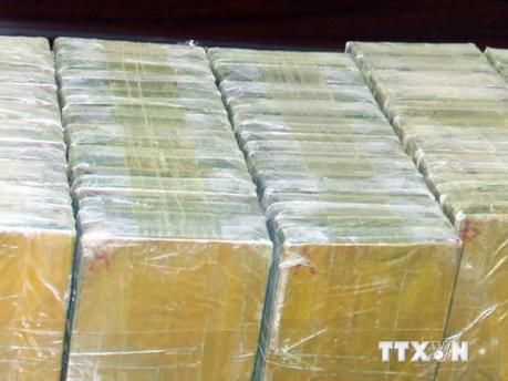 Phá đường dây buôn bán ma túy với số lượng lớn qua biên giới