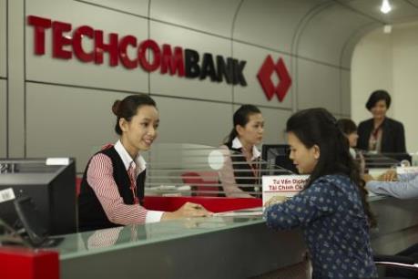 Cổ đông nội bộ Techcombank bán hơn 90 triệu cổ phần