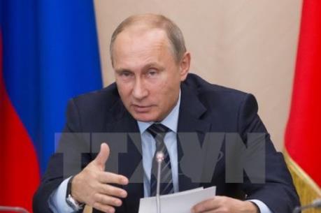 Tổng thống Nga ký sắc lệnh trừng phạt kinh tế Thổ Nhĩ Kỳ