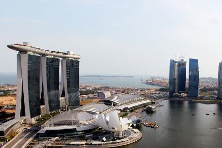 Kinh tế Singapore dự kiến tăng trưởng 2%