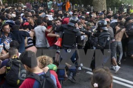 Vấn đề người di cư: EU chia rẽ trong vấn đề viện trợ cho Thổ Nhĩ Kỳ