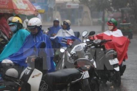 Cảnh báo thời tiết nguy hiểm khu vực từ Đà Nẵng đến Bình Thuận