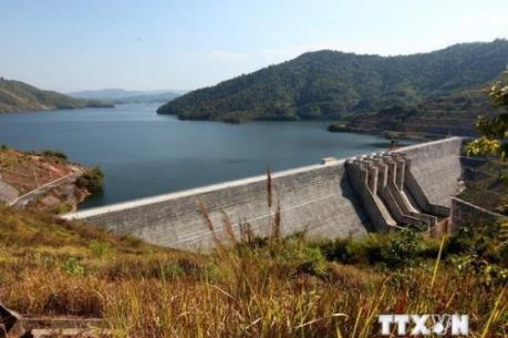 Khảo sát tuyến giao thông thủy trên hồ thủy điện Sơn La