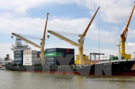 Hàng hoá thông qua cảng Hải Phòng đạt gần 30 triệu tấn