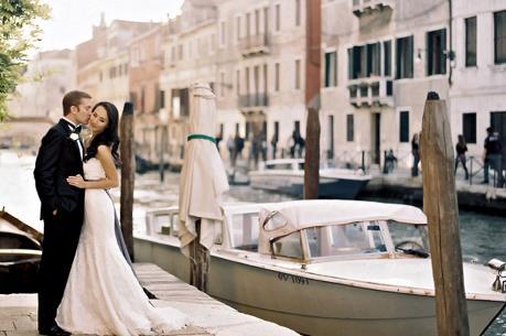 """Italy được mùa """"du lịch hôn lễ"""""""
