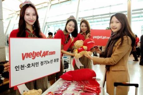 Đi VietJet Air có cơ hội trúng căn hộ 2 tỷ đồng