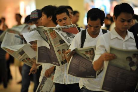 Thái Lan lập cửa dịch vụ cho công dân ASEAN