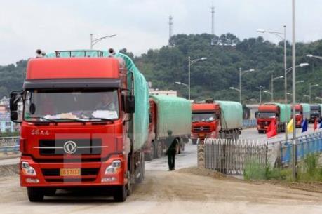 Tỉnh Vân Nam (Trung Quốc) đẩy mạnh xuất khẩu sang Việt Nam