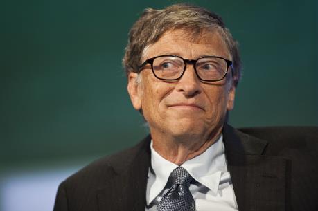 Bill Gates góp 1 tỷ USD cho chiến dịch chống biến đổi khí hậu