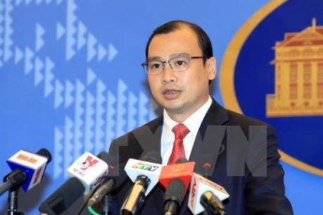 Việt Nam hoan nghênh việc PCA ra phán quyết liên quan tới Biển Đông