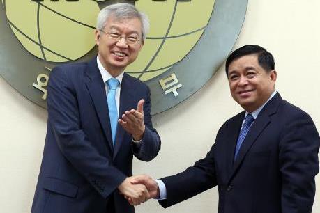 Hàn Quốc phê chuẩn FTA với Việt Nam