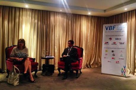 Diễn đàn VBF 2015 tập trung thảo luận nâng cao năng lực cạnh tranh của doanh nghiệp
