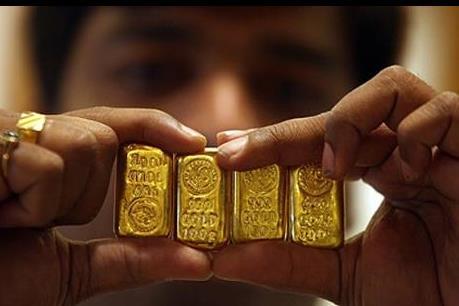 Giá vàng vượt qua mốc 1.200 USD/ounce