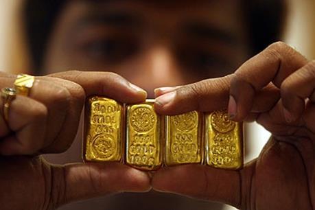 """Vàng để """"bốc hơi"""" gần 7% giá trị trong tháng 11/2015"""