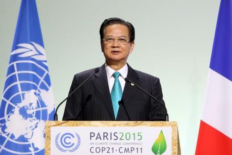 Việt Nam cam kết giảm 8% lượng khí thải gây hiệu ứng nhà kính