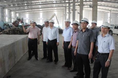 2016 sẽ khai trương Nhà máy xử lý nước thải Phong Khê