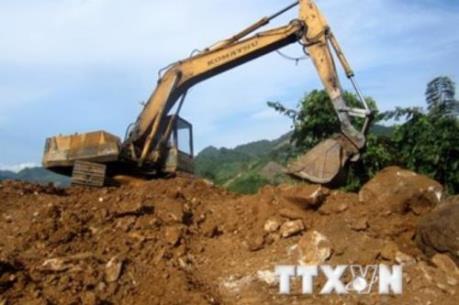 Tạm thu tiền cấp quyền khai thác khoáng sản