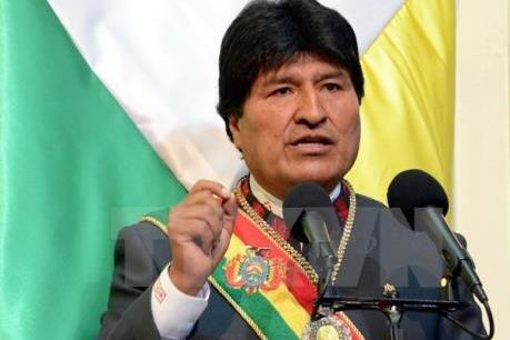 Tổng thống Bolivia cam kết đưa tỷ lệ đói nghèo xuống 8% năm 2020