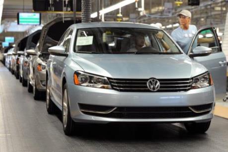 323.000 xe Volkswagen tại Ấn Độ tiếp tục dính lỗi