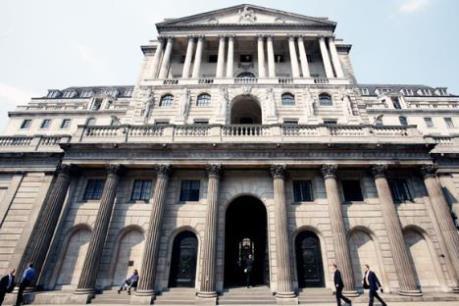 """Hệ thống tài chính Anh thoát khỏi """"giai đoạn hậu khủng hoảng"""""""