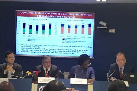 WB dự báo tăng trưởng GDP Việt Nam năm 2016 đạt 6,6%