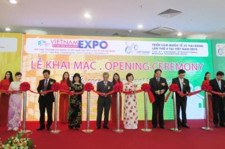 Khai mạc chuỗi Hội chợ Thương mại Quốc tế Việt Nam