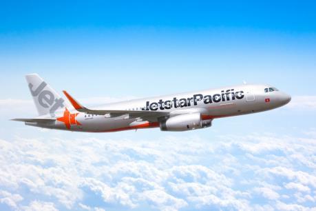 Jetstar dành 4.000 vé 12.000 đồng trong Ngày mua sắm trực tuyến