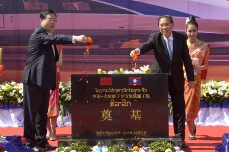 Trung Quốc là nhà đầu tư nước ngoài lớn nhất tại Lào