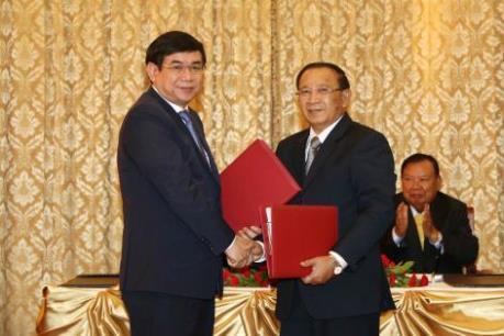 BIDV hỗ trợ Lào 230 triệu USD phát triển nông nghiệp