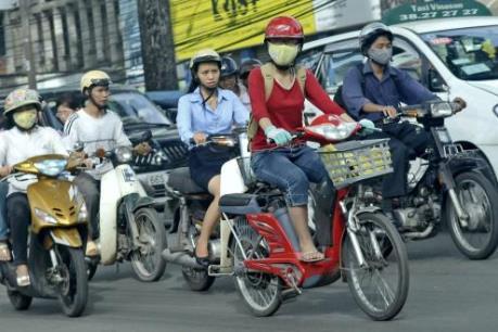 Xe máy điện ở Hà Nội buộc phải đăng ký từ 6/12