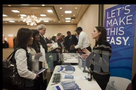 Thị trường việc làm khởi sắc thúc đẩy Fed nâng lãi suất