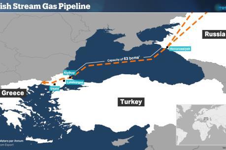 """Nga đình chỉ đàm phán với Thổ Nhĩ Kỳ về dự án """"Dòng chảy Thổ Nhĩ Kỳ"""""""
