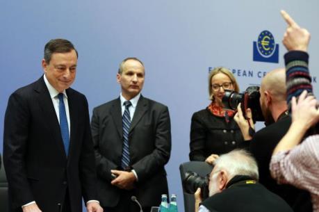 ECB sẽ tiếp tục thúc đẩy đà hồi phục kinh tế Eurozone