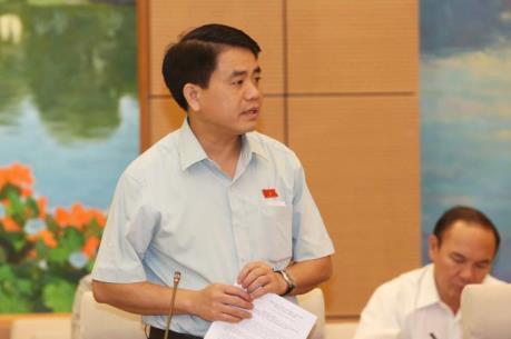 Ông Nguyễn Đức Chung được bầu làm Chủ tịch UBND TP. Hà Nội