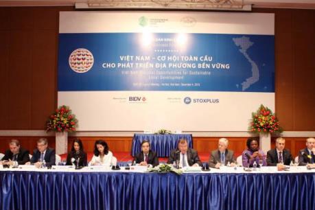 IIB sẽ tăng cường tài trợ thương mại hỗ trợ phát triển của Việt Nam.