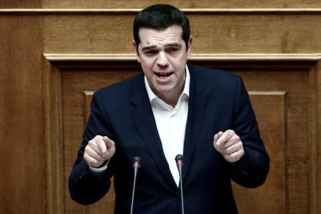 Hy Lạp thông qua ngân sách khắc khổ năm 2016