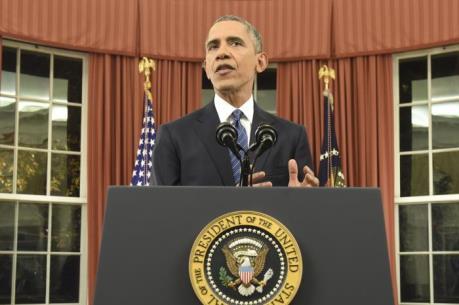 Tổng thống Mỹ khẳng định sẽ đánh bại khủng bố