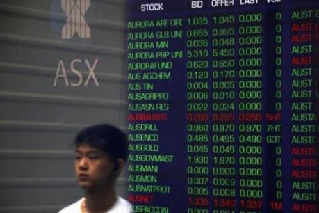 Kinh tế Mỹ khả quan giúp chứng khoán châu Á khởi sắc
