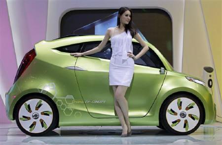 Trung Quốc trở thành thị trường ô tô điện số một thế giới