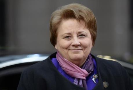 Thủ tướng Latvia tuyên bố từ chức