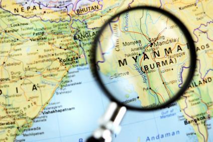 Mỹ nới lỏng trừng phạt thương mại Myanmar