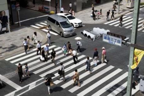 Kinh tế Nhật Bản thoát khỏi nguy cơ suy thoái