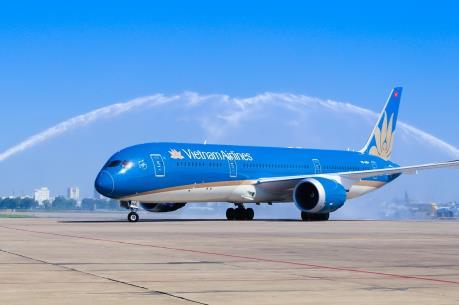 Đón chuyến bay an toàn thứ 600.000 trong năm 2015