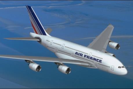Máy bay của Air France từ Mỹ tới Pháp phải chuyển hướng vì bị đe dọa