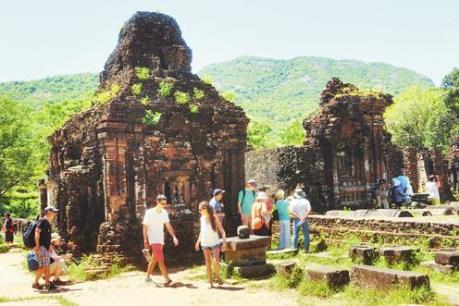 Nhiều sản phẩm du lịch mới ở thánh địa Mỹ Sơn