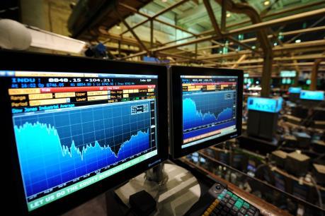 Nhân tố năng lượng chi phối thị trường chứng khoán phố Wall