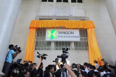 Myanmar khai trương sàn giao dịch chứng khoán đầu tiên