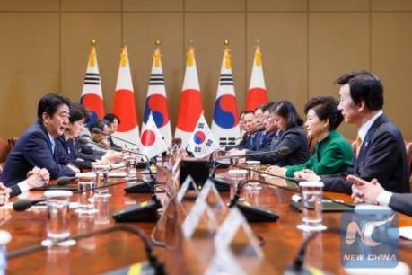 FTA Trung-Hàn có hiệu lực từ ngày 20/12 tới